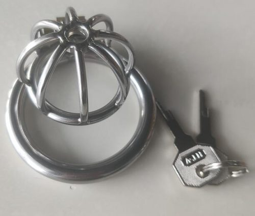 CX014 Metal Chastity Device 1.77 Inches Long photo review