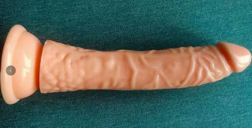 10 inch Sissy Penetrator photo review