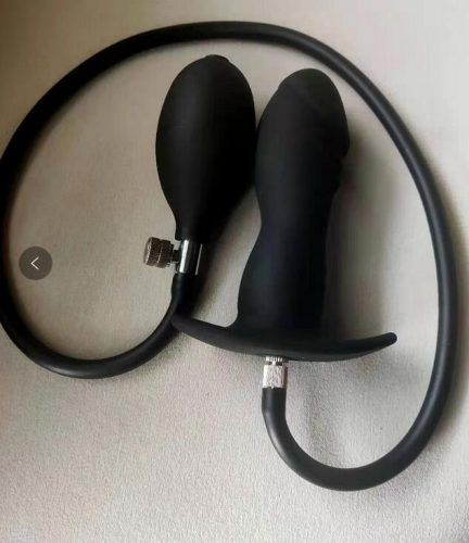 Inflatable Butt Plug photo review