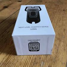 Bluetooth APP Remote Control Cell Mate Male Chastity Device photo review